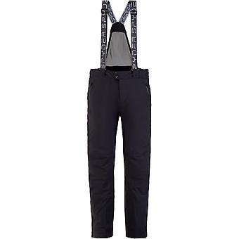 Spyder BORMIO Hombres Gore-Tex Primaloft Pantalones de Esquí Negro
