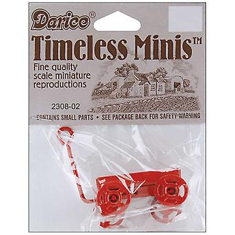 Timeless Miniatures Red Wagon 2308 02