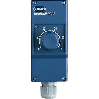 Indoor thermostat Jumo TN-60/6003164 0 up to 120 °C (L x W x H) 60 x 53 x 120 mm