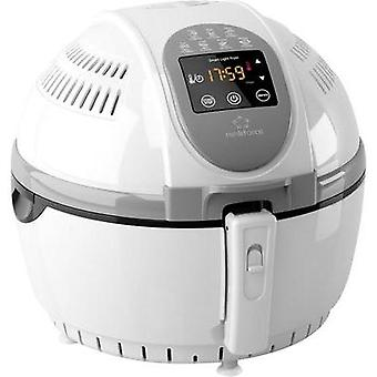 Airfryer with display, Timer fuction Renkforce ZD1406 White