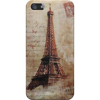 Kill Paris cover old postcard for iPhone 5 c