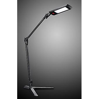 LED table lamp, desk lamp, 11 W, dimmable, 6300 K, vector T