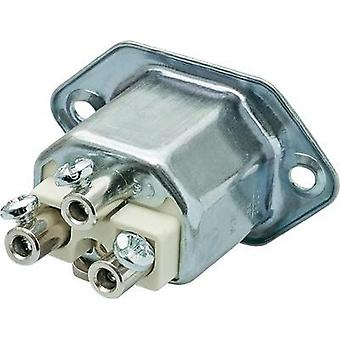 Hot wire connector C22 Series (mains connectors) 444 RJ45 socket, mount