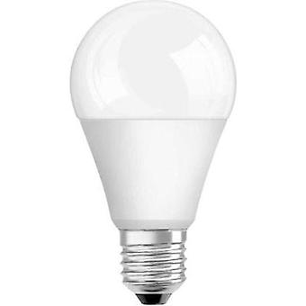 LED E27 Arbitrary 13 W = 100 W Warm white (Ø x L) 62 mm x 126 mm EEC: A+ OSRAM dimmable 1 pc(s)