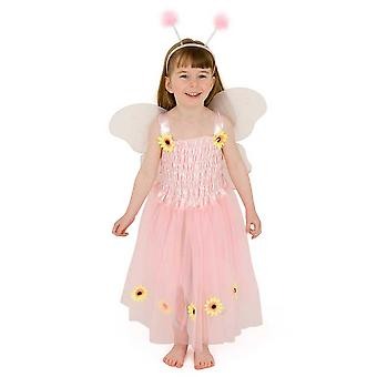 Toyrific Fancy Dress - Blume-Outfit (Medium)