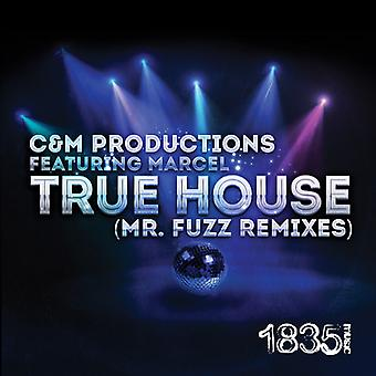 Marcel - True House (Mr. Fuzz Remixes) USA import