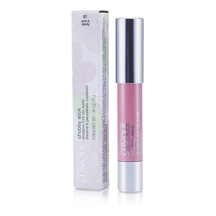 Clinique Chubby Stick Shadow Tint for Eyes - # 07 Pink & Plenty 3g/0.1oz