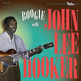John Lee Hooker - Boogie with John Lee Hooker [Vinyl] USA import