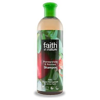 Faith In Nature Granada shampoo and Rooibos