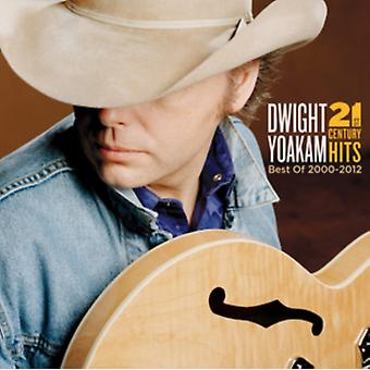 21st Century Hits: Best of 2000-2012 (CD+DVD) by Dwight Yoakam