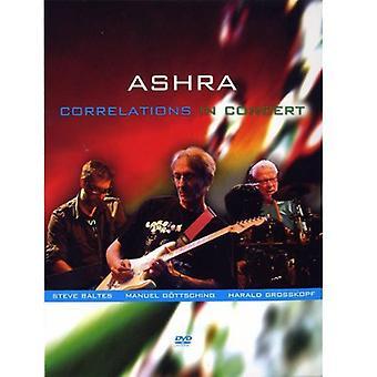 Ashra - correlaciones en importación de Estados Unidos de concierto [DVD]