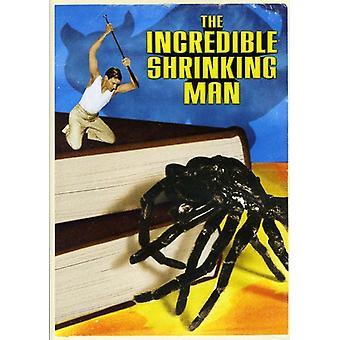 Incredible Shrinking Man [DVD] USA import