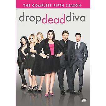 Drop Dead Diva: Complete Fifth Season [DVD] USA import