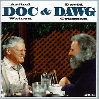 Watson/Grisman - Doc & Dawg [CD] USA import