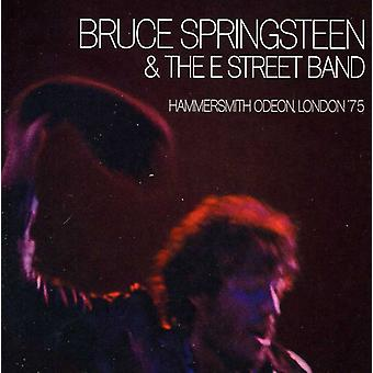 Bruce Springsteen - Hammersmith Odeon vivent 75 [CD] USA import