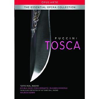 G. Puccini - importazione di Tosca [DVD] Stati Uniti d'America