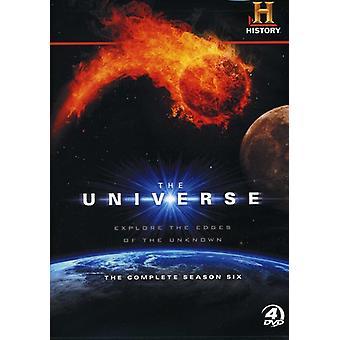 Universum - Universe: Säsong 6 [DVD] USA import
