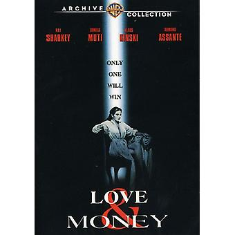 Love & Money [DVD] USA import