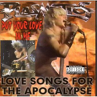 Wendy O. Williams - Put Your Love in Me: Love Songs for the Apocalypse [CD] USA import