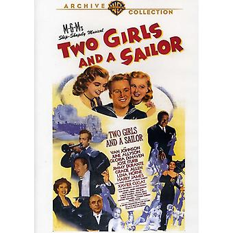 Two Girls & a Sailor [DVD] USA import