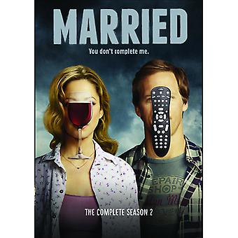 Married: The Complete Season 2 [DVD] USA import