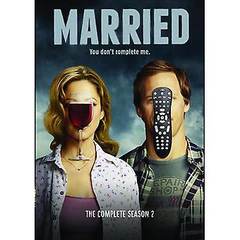 Marié: L'importation USA complet saison 2 [DVD]