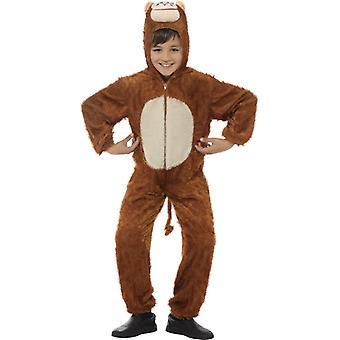 Monkey costume kids monkey monkey costume