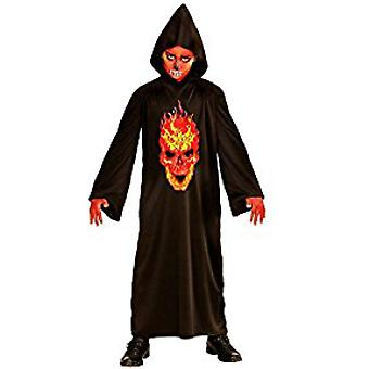 Children's costumes Children Skeleton devil costume
