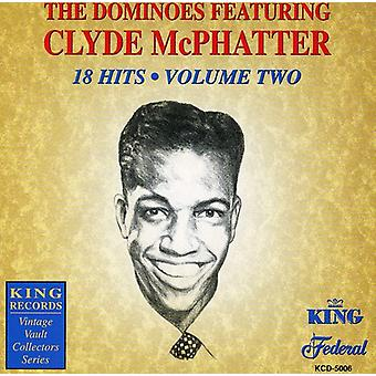 Clyde McPhatter - Clyde McPhatter: Vol. 2-18 Hits [CD] USA import