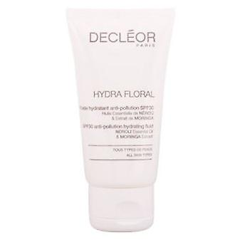 Decléor Paris Hydra Floral Anti-Pollution Hydrating Fluid Spf30 50 ml