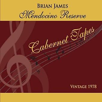 Brian James - Mendocino Reserve [CD] USA import