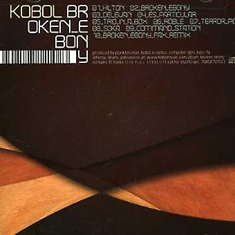 Kobol - brudt ibenholt [CD] USA import