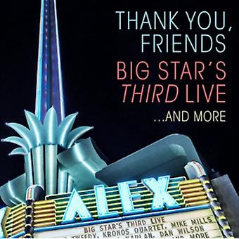 Thank You Friends: Big Star's Third Live...And More by Big Star