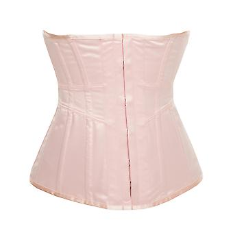 Vollers Nicole Baby Pink Long Waspie V1891