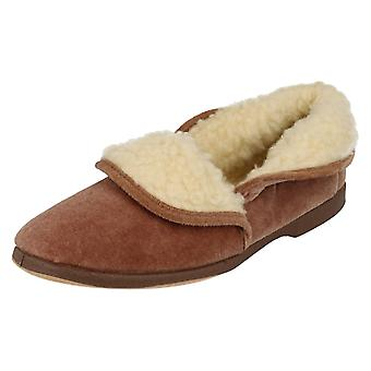 Ladies Lady Love Slip On Slippers 4way