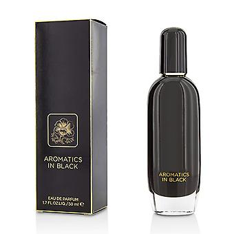 Clinique Aromatics In Black Eau De Parfum Spray (Without Cellophane) 50ml/1.7oz