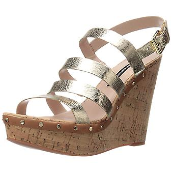 French Connection Women's Deon Wedge Sandal
