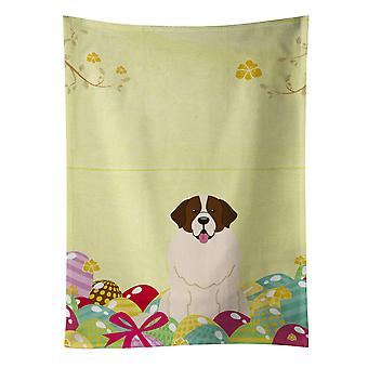 Carolines Treasures  BB6027KTWL Easter Eggs Moscow Watchdog Kitchen Towel