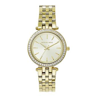 Michael Kors Watches Mk3365 Darci Gold Tone Stainless Steel Ladies Watch