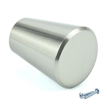 M4TEC Interior Kitchen Cabinet Door Knobs Cupboards Drawers Bedroom Furniture Pull Handles Stainless Steel. O9 series