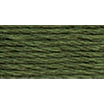 DMC 6-Strand Embroidery Cotton 100g Cone-Fern Green Dark 5214-520