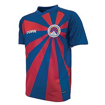 2011-12 Tibet Copa hjem fotball skjorte