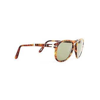 Persol Foldable Crystal Lens Sunglasses PO0714 Brown