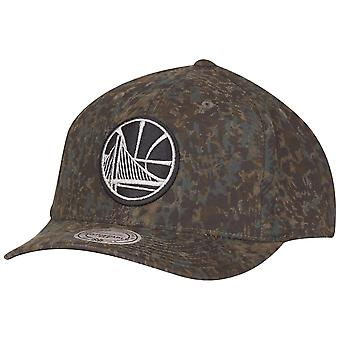 Mitchell & Ness cappelli - CAMO Golden State Warriors
