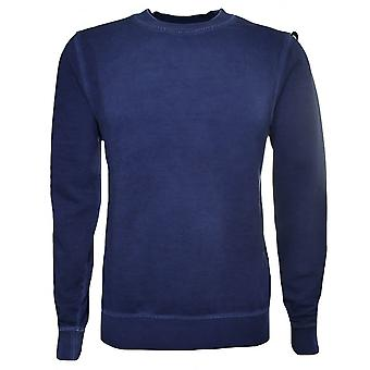 Replay Men's Blue Sweatshirt