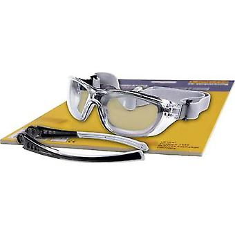 Safety glasses Upixx MULTI Vision 26791SB Black,