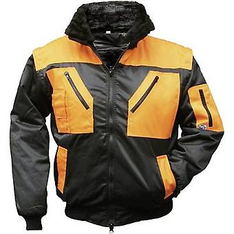 Griffy 4208 4-in-1 Multi-Functions-Pilot jacket with warning effect. Size=XXXL