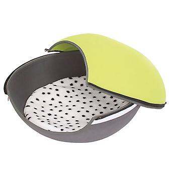 Ibiyaya Little Arena Pet Bed Green