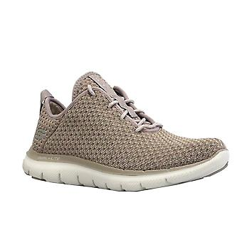 Skechers Womens Trainer 12773 Taupe