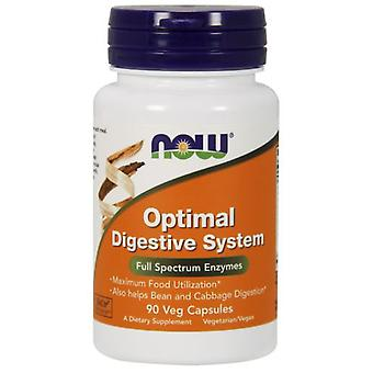 Now Foods Sistema digestivo ottimale 90 capsule
